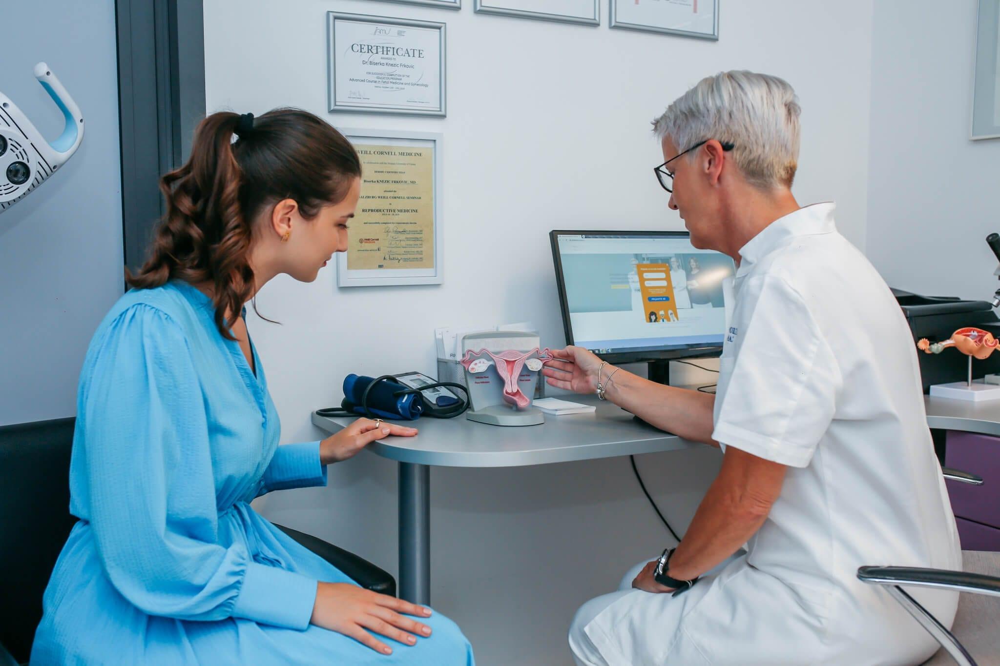 kolposkopija privatni ginekolog