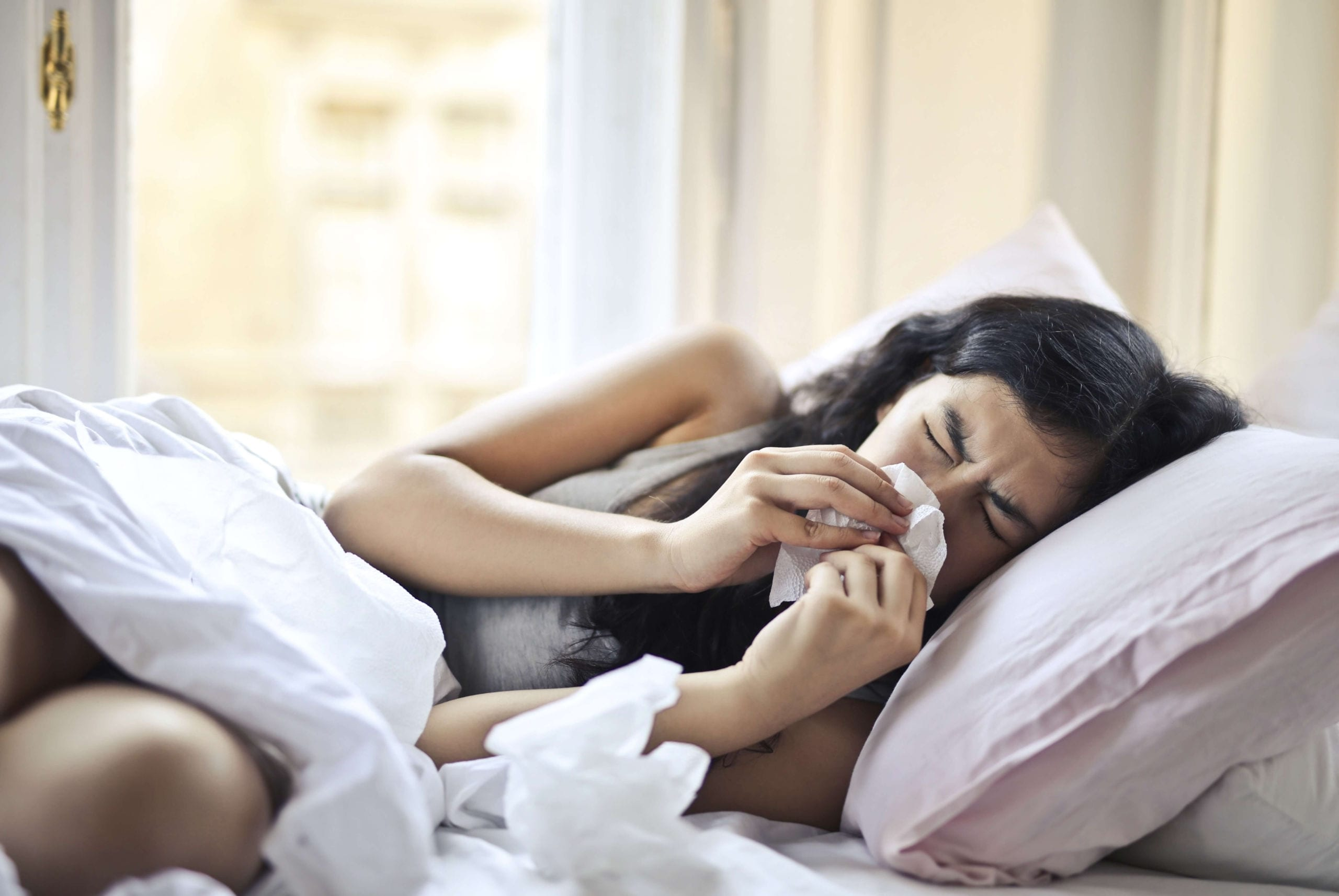 simptomi alergije
