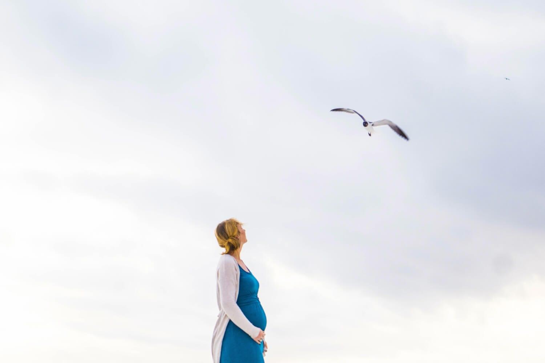 oticanje u trudnoći