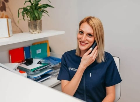 Medicinska sestra Poliklinika Mazalin