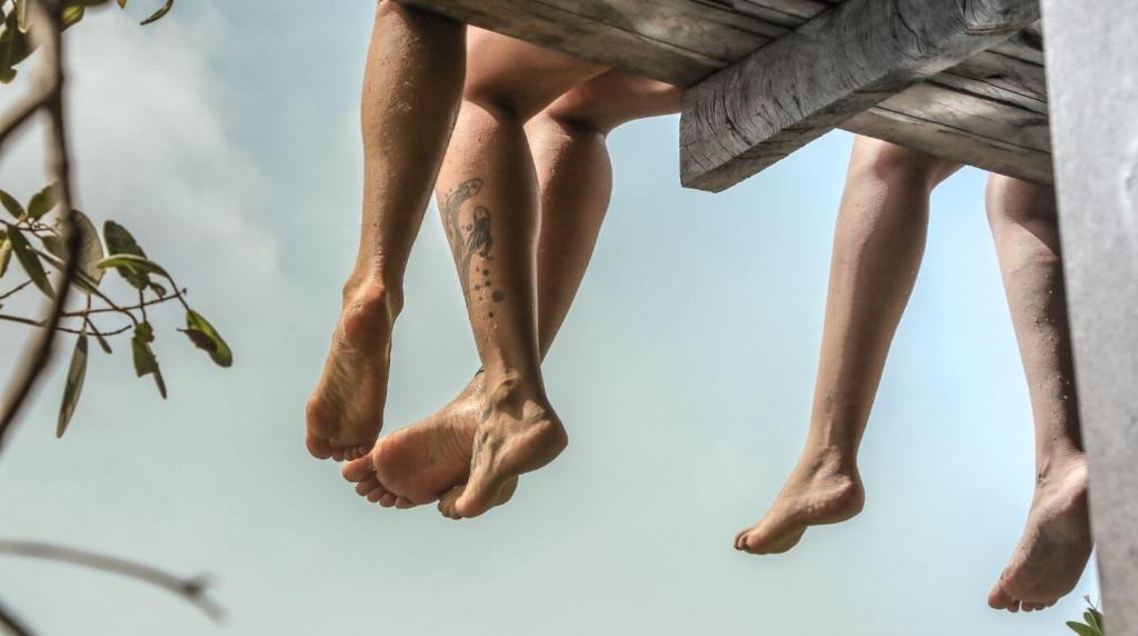 vidljive vene na nogama kod mladih